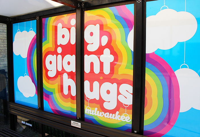Big, Giant Hugs by Matt Juzenas