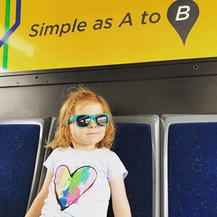 MCTS Take Your Kid on the Bus Day