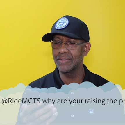MCTS Mean Tweets