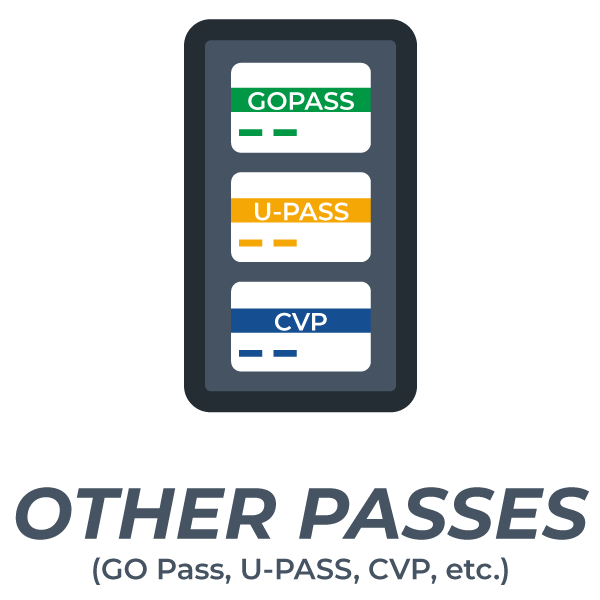 OTHER PASSES